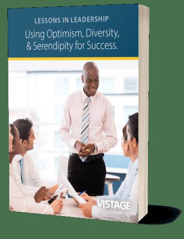 Using Optimism Diversity Serendipity for Success eBook cvr